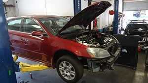 Auto body repair shop Chico CA